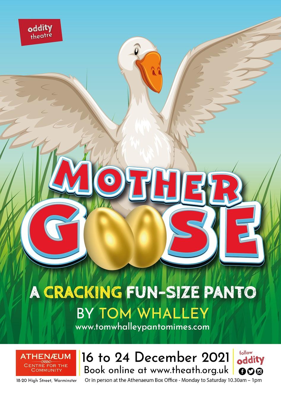Mother-Goose – Panto